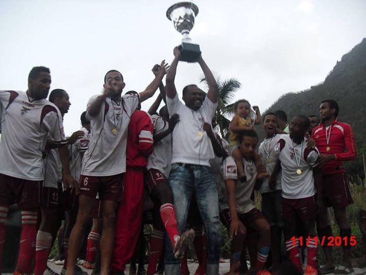 Paulense Conquista Taça Paul 2015